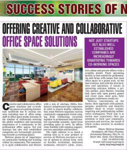 Coworking space on rent in Navi Mumbai