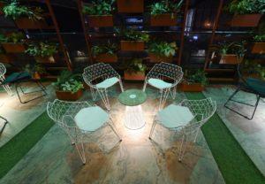 Rooftop Garden Space on Rent in Vashi Navi Mumbai