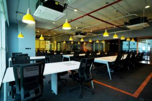Co-working spaces in Vashi